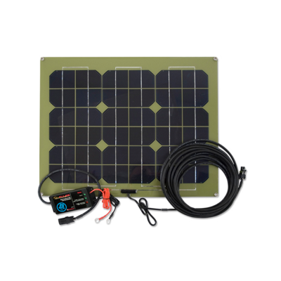 SolarPulse 12V Battery Maintainer