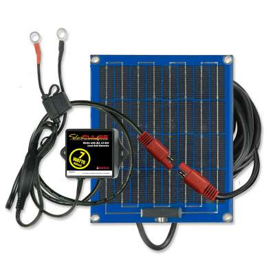 7W SolarPulse Battery Charger