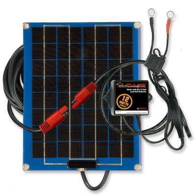12W SolarPulse Battery Charger