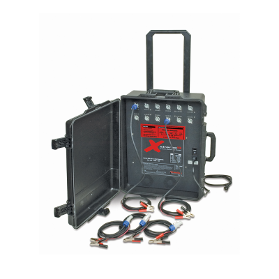 Xtreme Charge 12-Station HD Battery Charger Maintainer