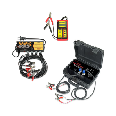 Battery Maintenance Management Program 3