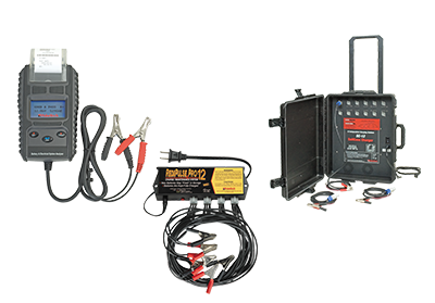 Battery Maintenance Management Programs